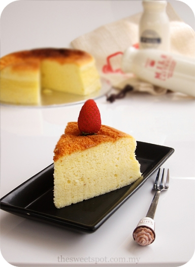 Resep Cotton Japanese Cheese Cake Soft And Yummie All